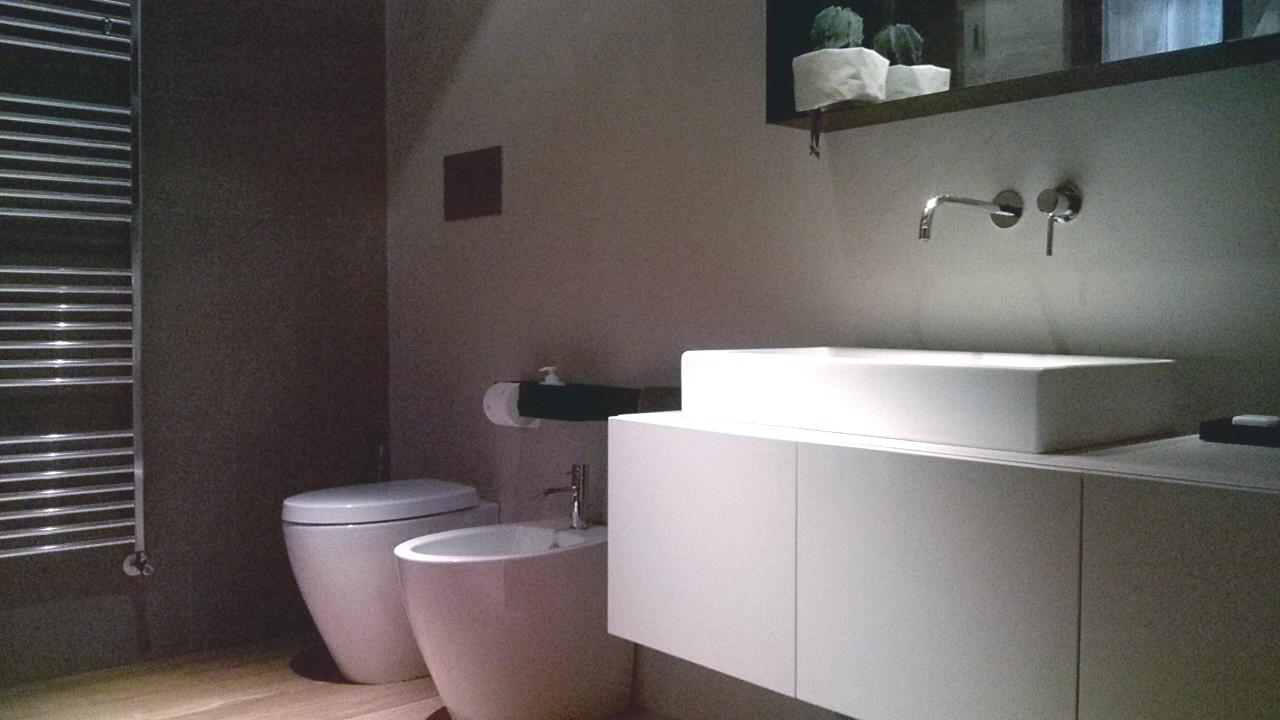 Sala da bagno ampliamento edificio industriale - Sala da bagno ...